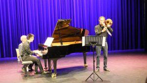 Pelle van Esch en Victor Su