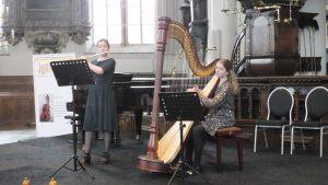 """Duo """"Merle en Sarah"""": Sarah en Merle van der Lijke (Aanmoedigingsprijs)"""